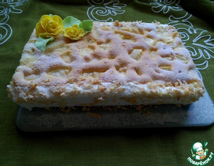 Рецепт: Торт Ты и я