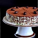 Шоколадно-миндальный торт Амаретто