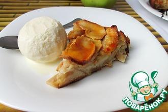 Рецепт: Яблочный пирог сестер Симили