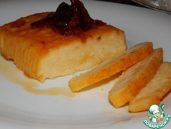 Турецкий десерт Жженый сахар, или Янык шекер от marinamurat
