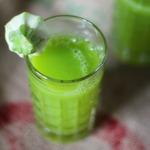 Сок из кабачков и кабачковые оладьи