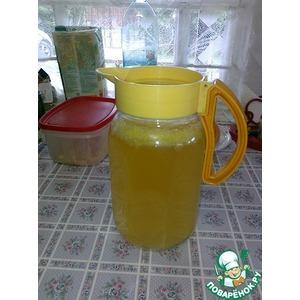 Лимонный боуль