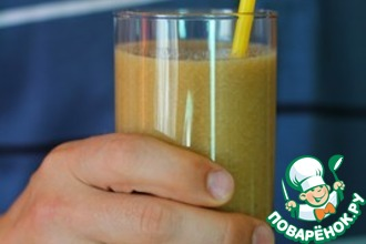 Рецепт: Кисель без варки «Сохраняя витамины»