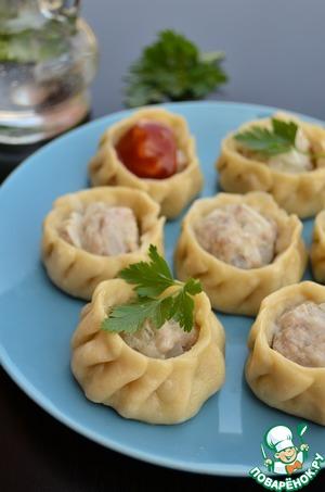 Dumplings in a slow cooker