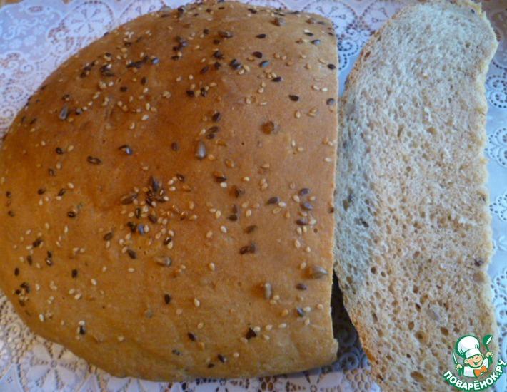 Рецепт: Хлеб сборный С любовью