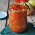 Релиш из помидоров и яблок