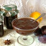 Джем Чернослив в шоколаде