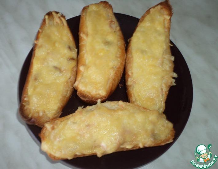 Рецепт: Фаршированные булочки