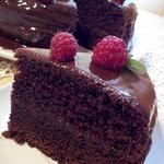 Шоколадный торт на раз-два-три ...