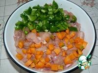 Ветчина из курицы Коньячная ингредиенты