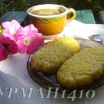 Хурмажики (сочные пирожные)