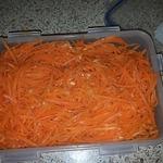 Морковка по-корейски Морковча