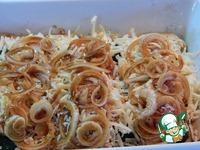 Запеченный лосось со шпинатом ингредиенты