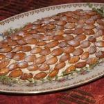 Салат Сосновая шишка