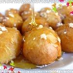 Пончики по-гречески Лукумадес