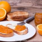 Морковно-апельсиновый конфитюр