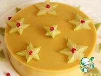Манговый торт-мусс с сюрпризом ингредиенты