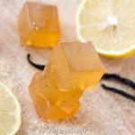 Мармелад с имбирем и лимоном