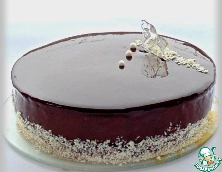 Рецепт: Торт Карамельный