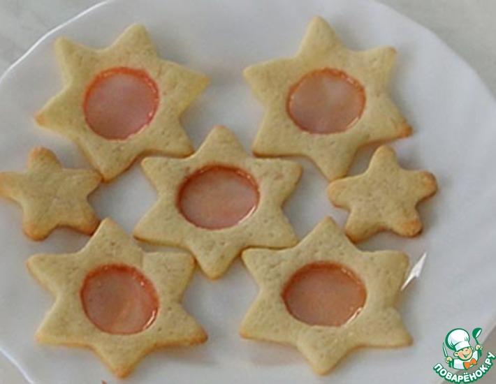 Рецепт: Новогоднее печенье