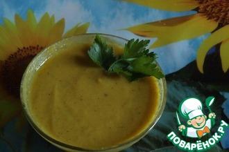 Рецепт: Кабачковый суп-пюре