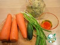 Дорадо гриль в соевом соусе ингредиенты