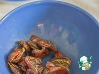 Маффины из фиников с карамелью Тоффи ингредиенты