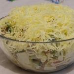 """Салат """"Отелло"""" – кулинарный рецепт"""