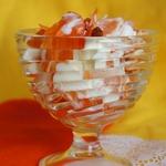 Фруктовый салат Оранжевая зима