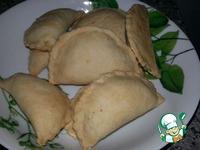 Индонезийские пирожки с лапшой и яйцом ингредиенты