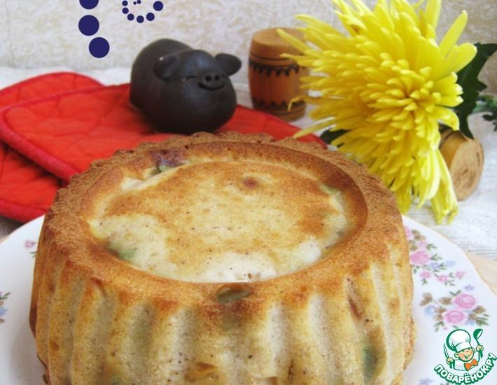Рецепт: Творожный пирог