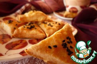 Рецепт: Турецкое соленое печенье