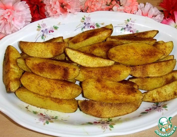 Рецепт: Картофель Изумительный