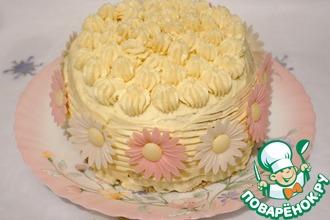 Рецепт: Овсяно-ржаной мини тортик