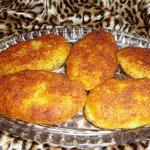 Зразы картофельные с мидиями