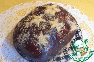 Рецепт: Медовый пряник из хлебопечки