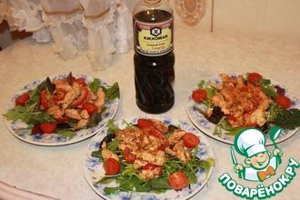Рецепт: Салат по-восточному
