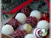 Конфеты Подарочные ингредиенты
