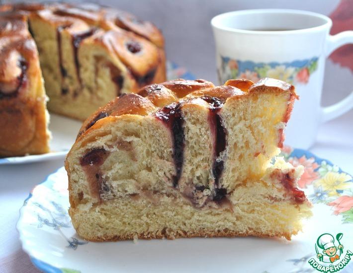 Рецепт: Пирог на закваске-4