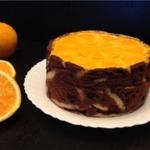 Торт Апельсиновая мечта