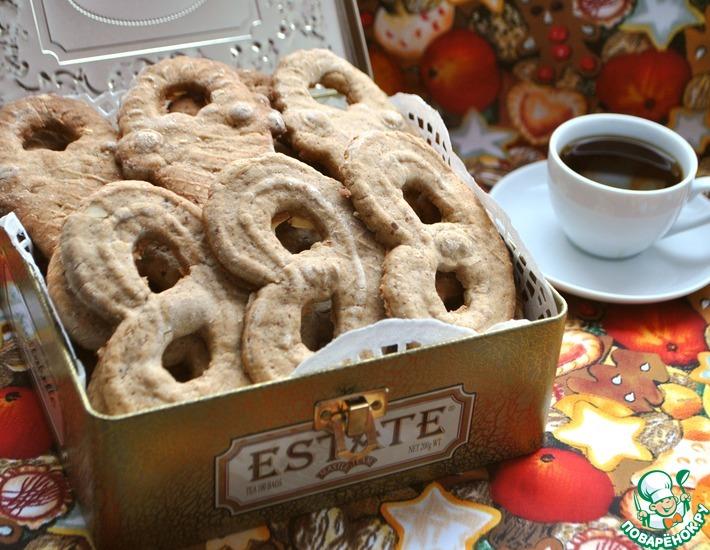 Рецепт: Печенье Спекулатиус