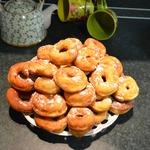 Пончики насгущенке