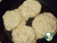 Ананасовые сырники ингредиенты