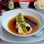 Курица томленая в бульоне по-китайски