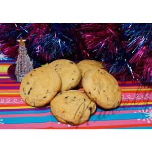 Печенье с базиликом и имбирем