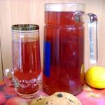 Зимний витаминно-энергетический напиток