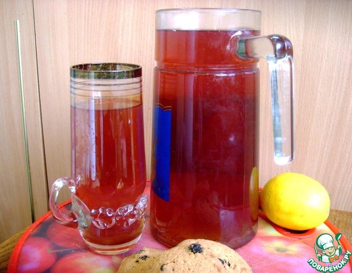 Рецепт: Зимний витаминно-энергетический напиток