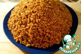 как сделать торт муравейник как в мирель рецепт приготовить