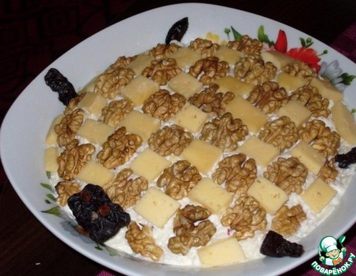 Рецепт: Салат Тортилла