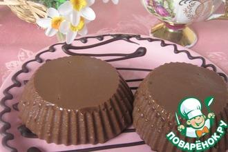 Рецепт: Шоколадный пудинг